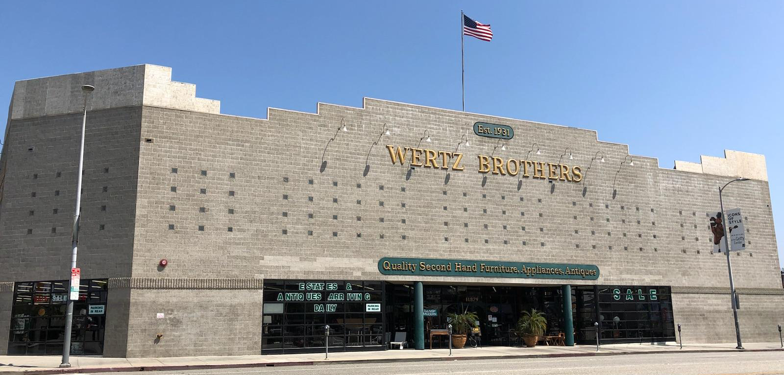 Home Wertz Brothers Furniture
